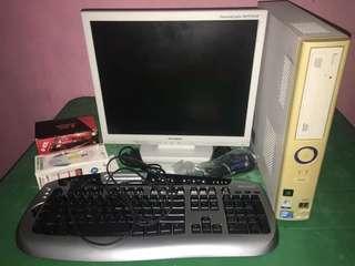 Slim Type NEC PC SET