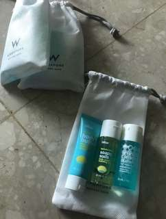 W Hotel Travel Pack
