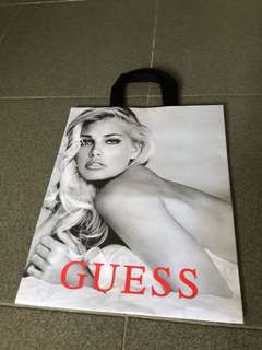 Guess Paper Bag Carrier
