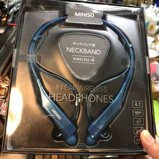 Miniso Neckband (wireless)