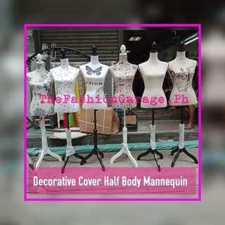 Decorative Half Body Mannequins