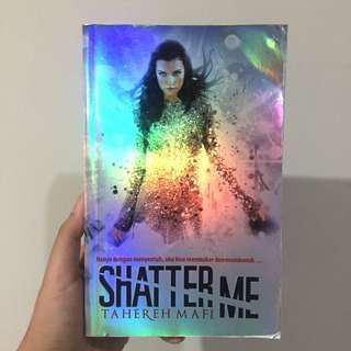 Novel Shatter Me