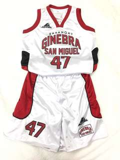 New-Basketball jersey set for boys 8-10