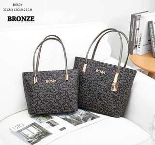 Bonia Tote Bags 2 in 1