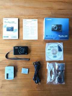 Canon Power Shot S90 Digital camera