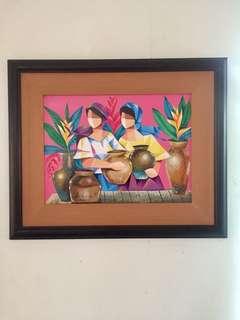 AE. Nañola Painting
