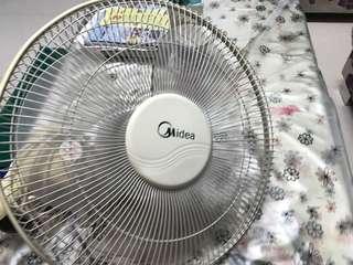 Electric hanging fan