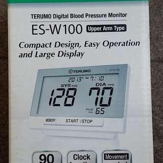 Terumo Digital Blood Pressure monitor set - ES-W 100. $108