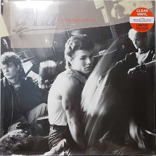 Vinyl LP : A-Ha - Hunting High And Low (Limited Edition Clear Vinyl)