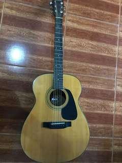For sale Morris acoustic Guitar