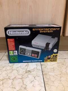 Brand New Nintendo NES Classic mini