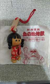 日本娃娃小吊飾