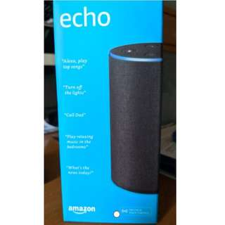 Amazon ECHO (Gen2) ALEXA - for Sale