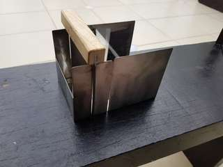 Stainless Steel Soap Cutter
