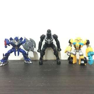 Take All Hasbro Action Figure