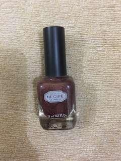 Beauty recipe nail polish