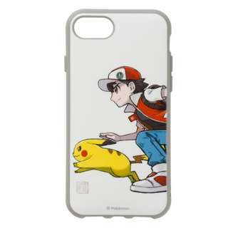 [PO] llllfit FOR iPHONE 6/6S/7/8 [RED & PIKACHU] - POKEMON CENTER EXCLUSIVE