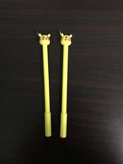 Pikachu pens