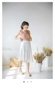 Dovey Diary Fishtail skirt
