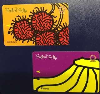 TransitLink - Tropical Fruits