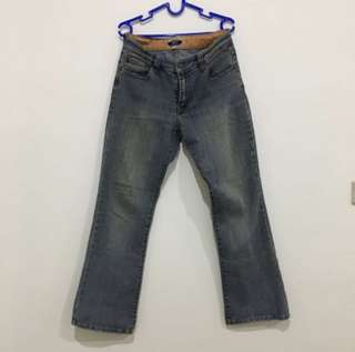 Celana jeans cowok cutbray