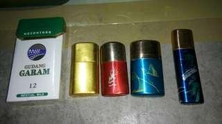 Lighter minyak nos