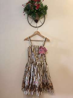 Cute Dress (Ribbon can be detached)