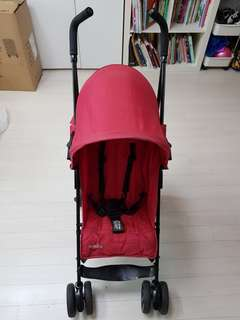 Inglesina Swift Stroller Red