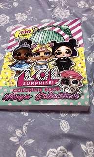 Lol colouring book