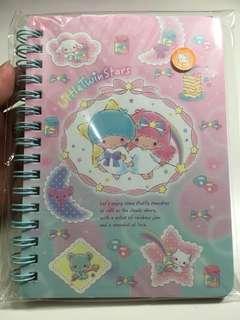 Hot item! Brand New Sanrio Notebook 14.8cm x 10.5cm