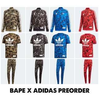 [PO] BAPE X Adidas