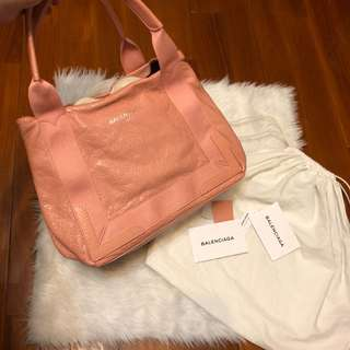 就交收減300 Balenciaga canvas small bag