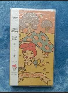 My Melody card folder 咭片簿 名片簿