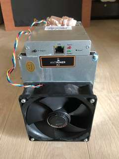[Weekend Fast Sell] Antminer A3 SiaCoin ASIC Miner