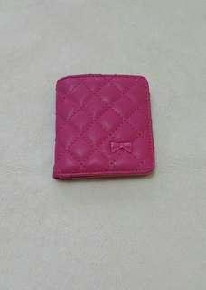 Dompet Mini Pink