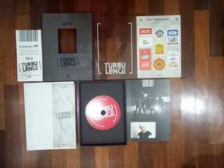 Flight Log : Turbulence (GOT7 Official full Album)