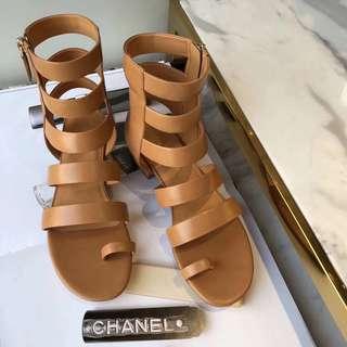 Chanel羅馬鞋