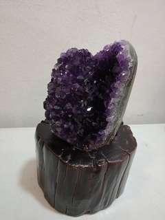 Uruguay Natural Amethyst Crystal