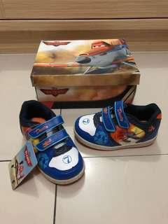 Sepatu anak laki / cowok / Disney Planes shoes