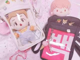 [Preorder] EXO Baekhyun Doll bag