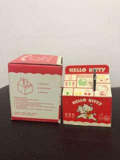 懷舊版Hello Kitty 收音機 Radio