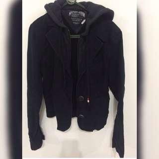 Tommy hilfiger 美式假兩件夾克外套