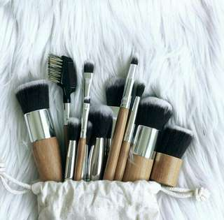 Wood Brush 11 pcs