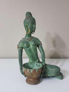 Thai Lady Figurine