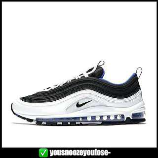 002a16dbcdc1  PREORDER  NIKE AIR MAX 97 BLACK WHITE PERSIAN VIOLET