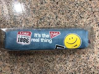 Brand New Coca Cola Pencil Case