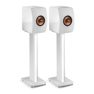 KEF LS50 Wireless Speakers (Stands included!)