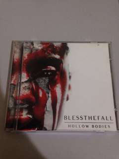 Blessthefall Hollow Bodies Album