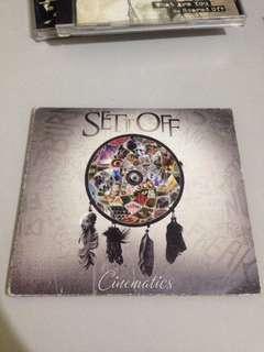 Set It Off Cinematics Album