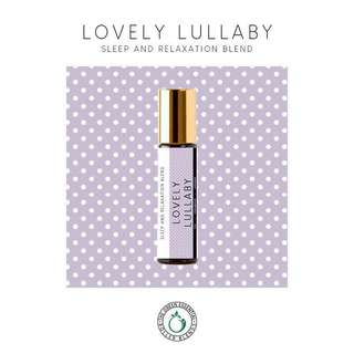 Lovely Lullaby Roller Blend 5mL (Sleep and Relaxation Blend)
